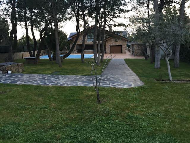 La Barraca - Guadarrama - บ้าน