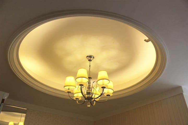 卧室欧式灯具