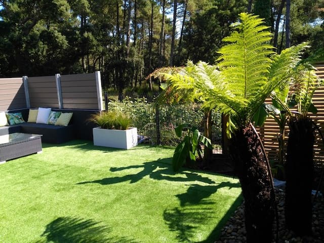 Villa patio Seignosse 800m bord de mer et golf