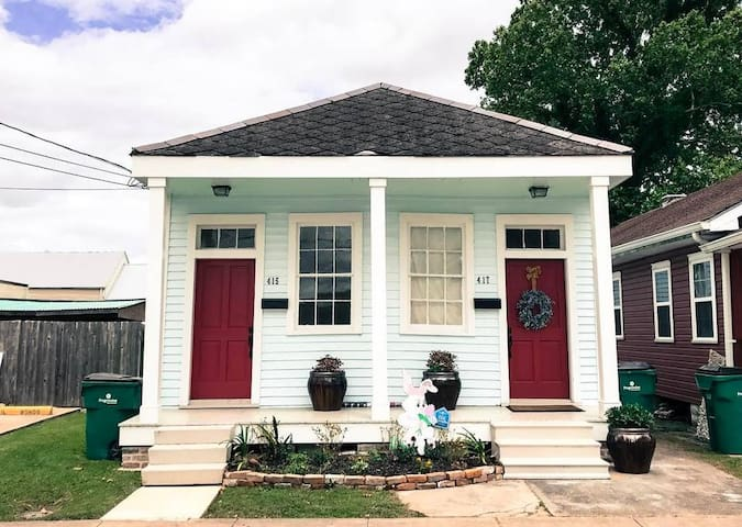 Quaint Cottage minutes from French Quarter