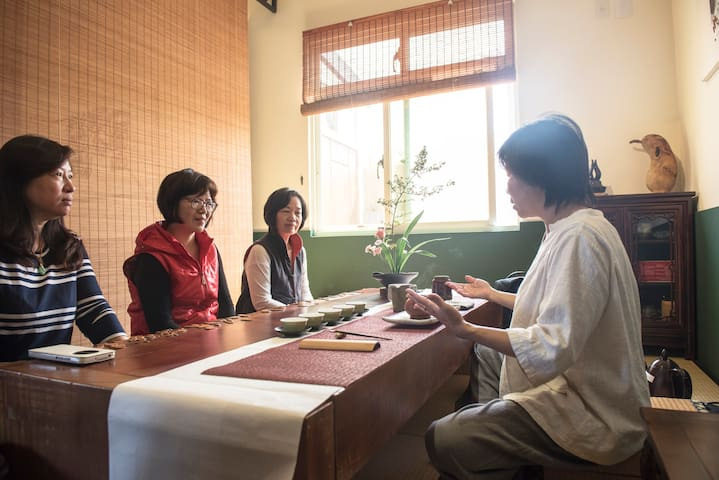 金门璞真民宿/温馨标准双人房208 - Jinhu Township - Appartement