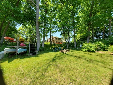 Root River Home - Waterfront property