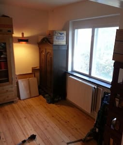 Private attic: two rooms, approx 55 sqm - Ballerup - Villa