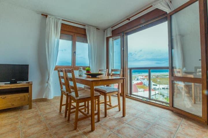Apartamento a dos minutos de la playa.