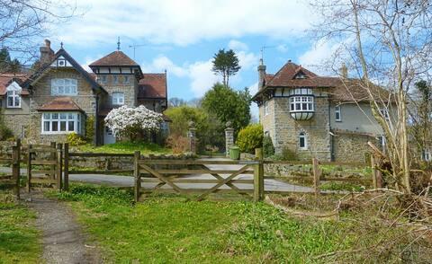 Forder Gardens ,  Dartmoor National Park,  Devon