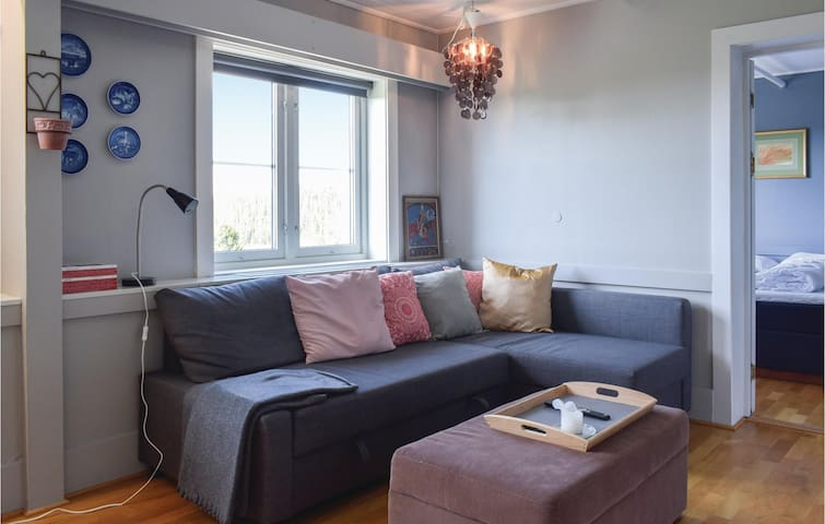 Holiday apartment with 1 bedroom on 46m² in Lillehammer