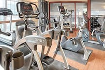 Wyndham Long Wharf Fitness Center