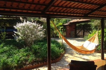 Casa Amarela Serra do Cipó
