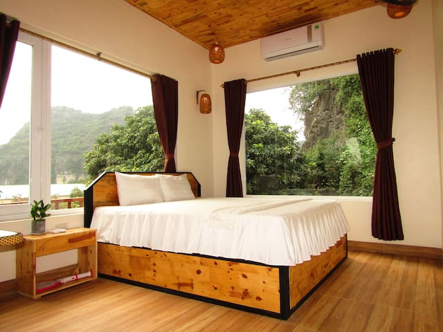 Ninh Binh Mountain Side Homestay - Mountain View.