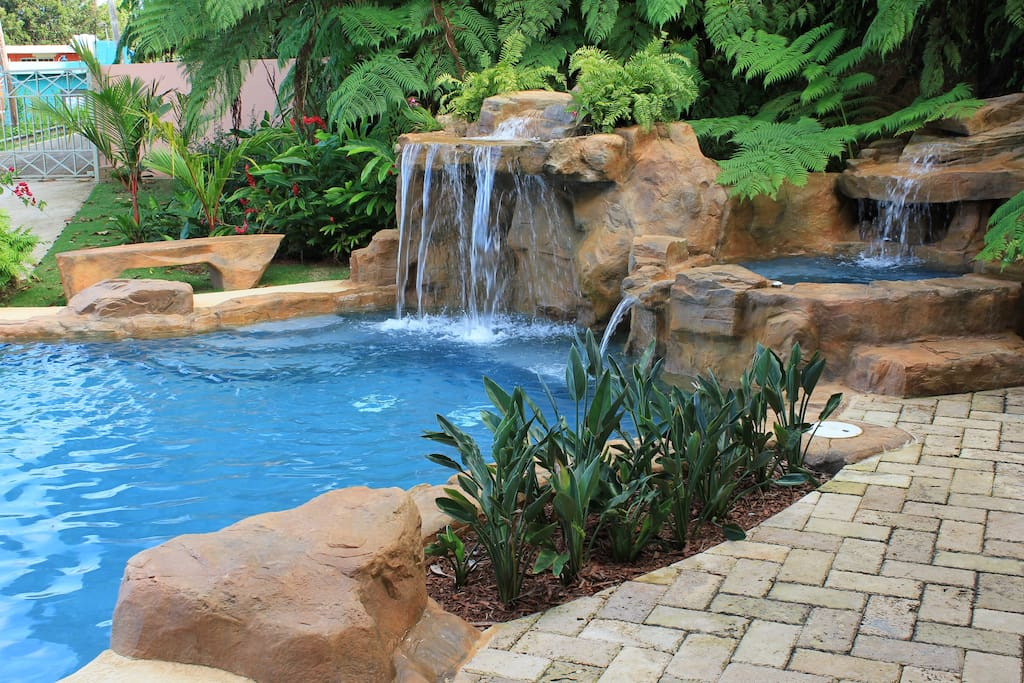 Custom Built Pool