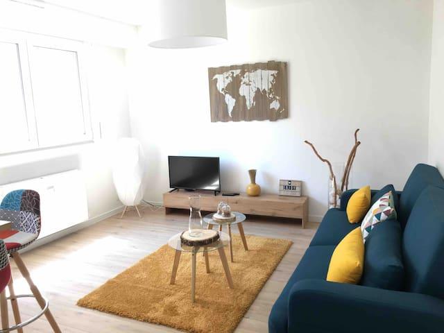 Appartement moderne coeur de Metz