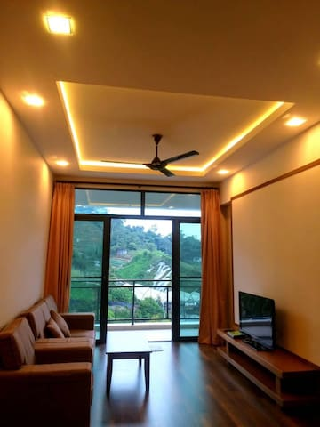3-Bedroom Apt @ Nova Cameron Highlands Resort