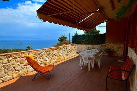 Indaco - Appartamento in un residence a San'Alessio Siculo con vista mare - Sant'Alessio Siculo