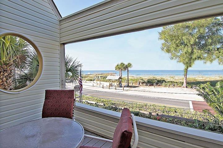 Anna Maria island, FL: Bird's Nest apartments - Bradenton Beach - Flat