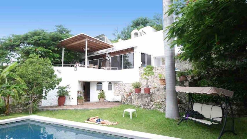 Quinta Caliza en Yautepec, Morelos