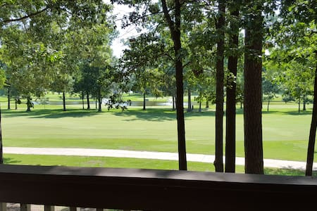 On golf course with water views! - Condominium