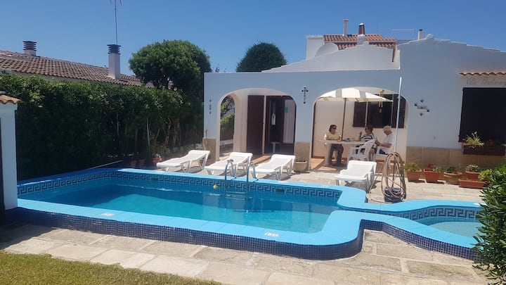 Private Holiday Villa with Swimming Pool.