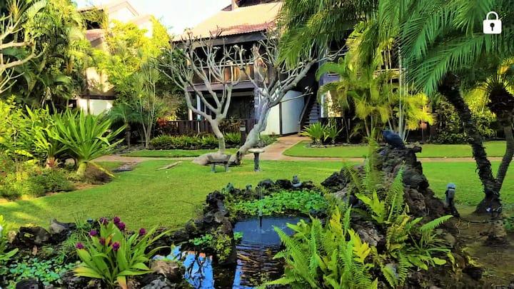 Gorgeous Tropical Kihei Resort!