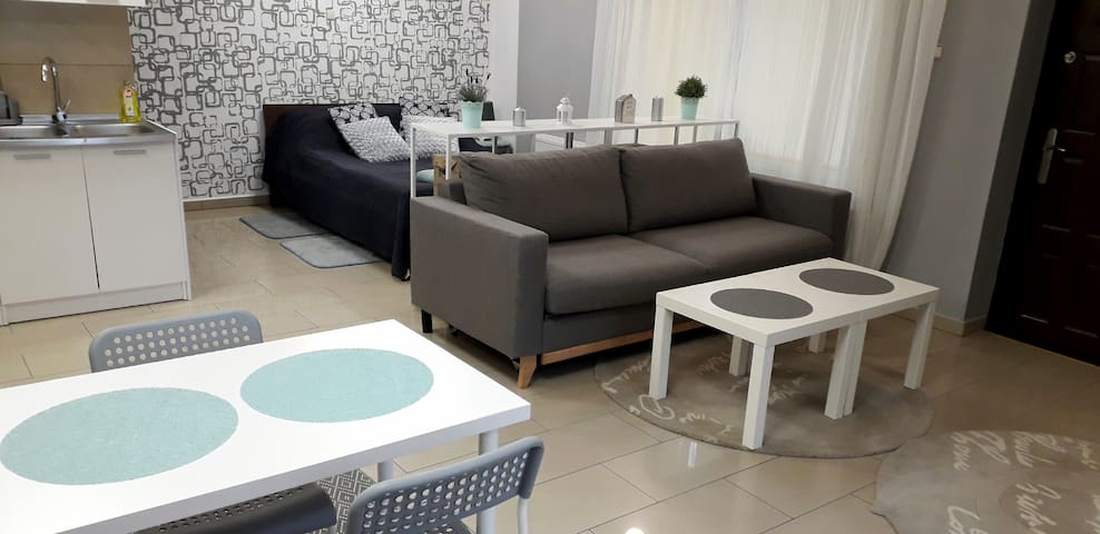 Ustronny domek – studio-35m2 centrum