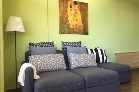 Cozy apartment with swimming pools and gardens - Puerto de la Cruz