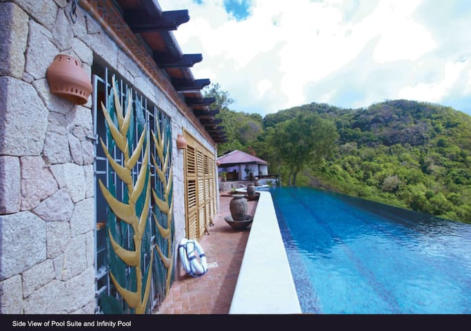 The Suite Life, Experience Sunsets - Soufriere - Penzion (B&B)