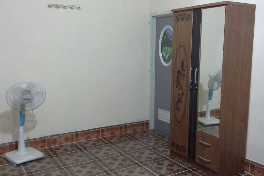 Salah satu kamar