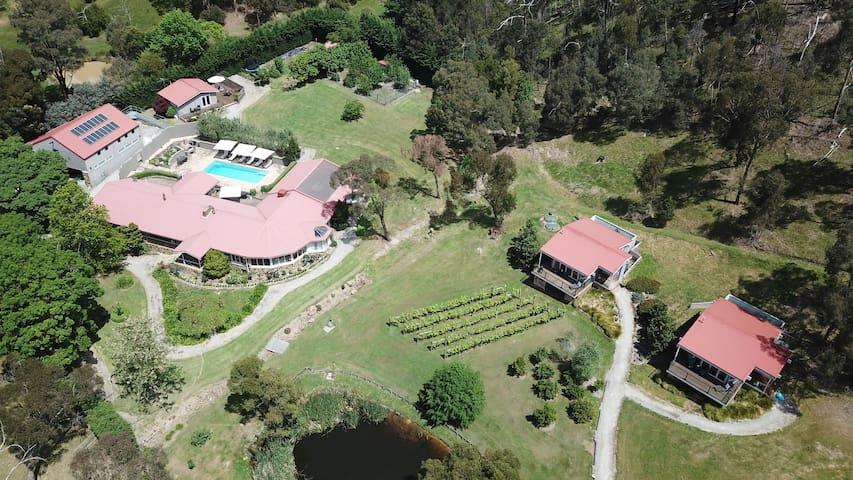 Garden Spa Villa