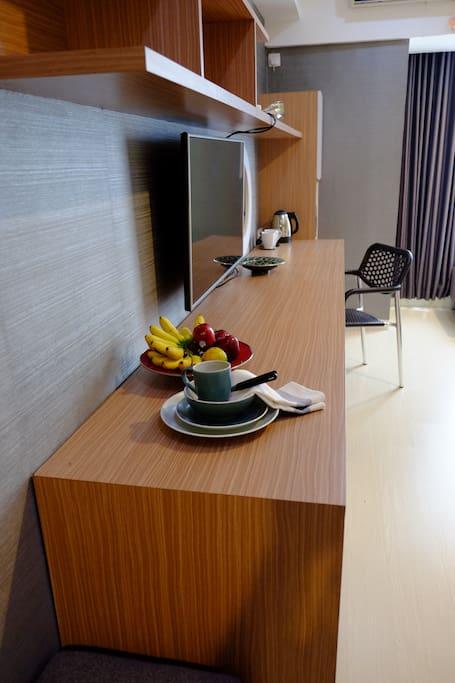 Spacious Table