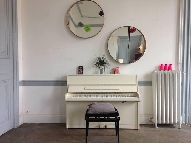La Casa Bondels Mezza - Montpellier - Appartement