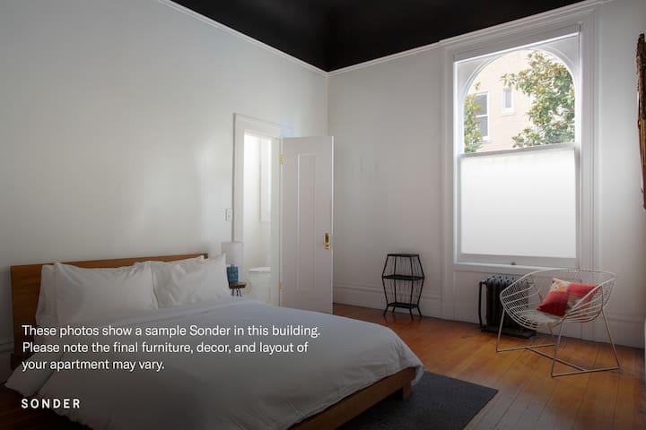 Archbishop's Mansion | Cozy Guest Room | 1 Bed