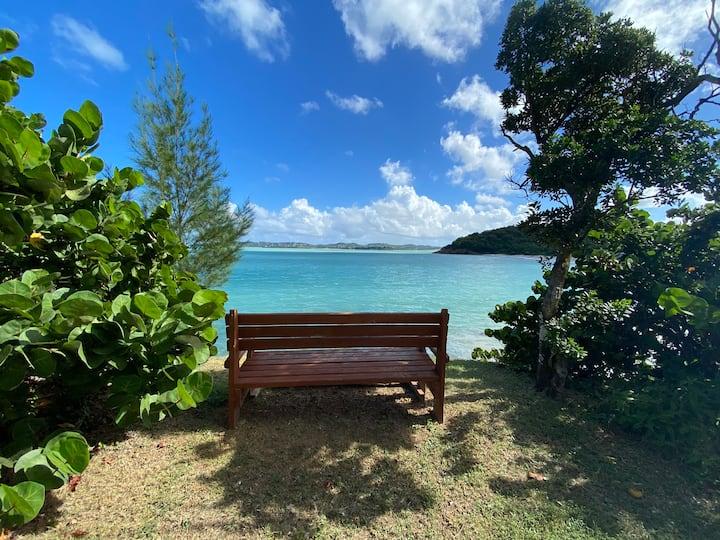 Perfect Hillside Ocean View