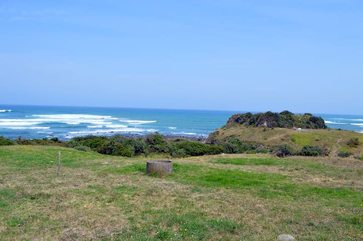 Ocean view jewel in Opunake
