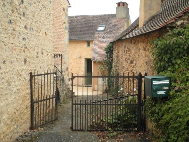 La Bergerie - Audrix - Dům