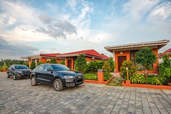 TripThrill 2 bedroom villa with private pool