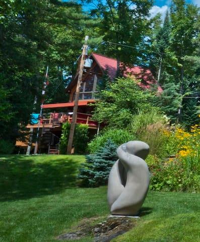 Kamanik Guest House (Ottawa). - Val-des-Monts - Cabin