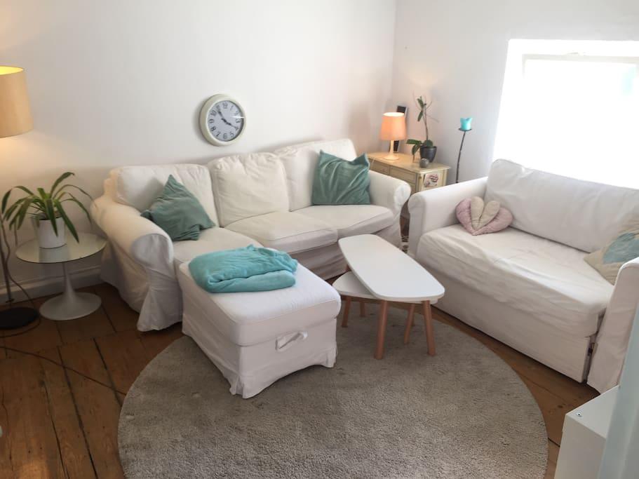 Gemütliches Wohnzimmer zum entspannen :)