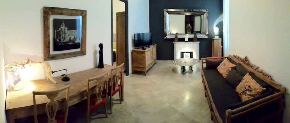 CASA MEDITERRANEA CENTRO TUNISI - Tunis - Apartamento