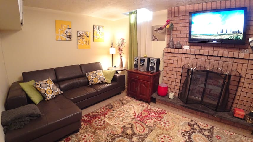 Cozy Basement Apartment in the Center of Vaughan