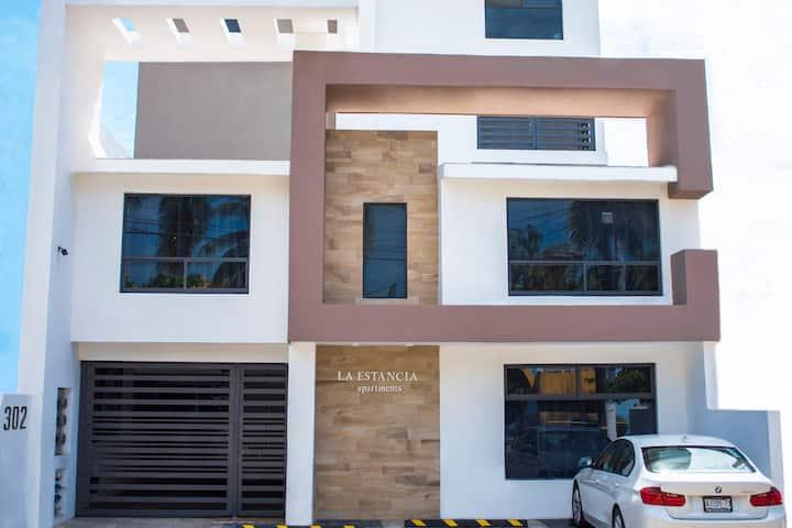 Apartamento Nuevo, Espacioso y súper ubicado (1)