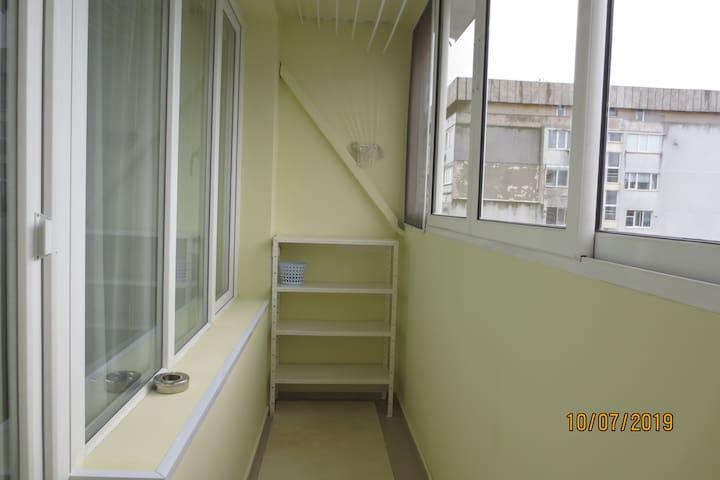 Двухкомнатный апартамент в центре Бургаса