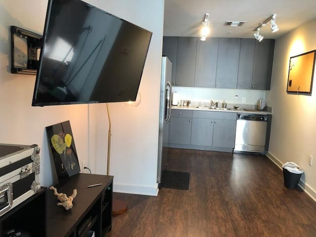 Amazing Studio in the heart of Downtown Orlando