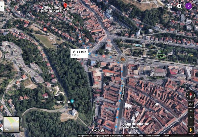 Florentin's place