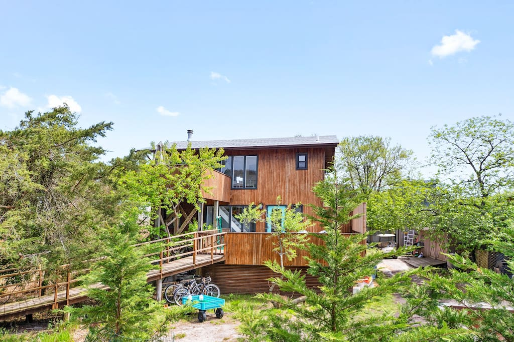 This amazing gem in Seaview is fully ready for your vacation, including spectacular views of the Great South Bay