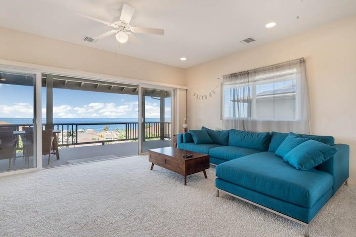 Epic Kona Coastline Ocean View - 3 Bedrooms
