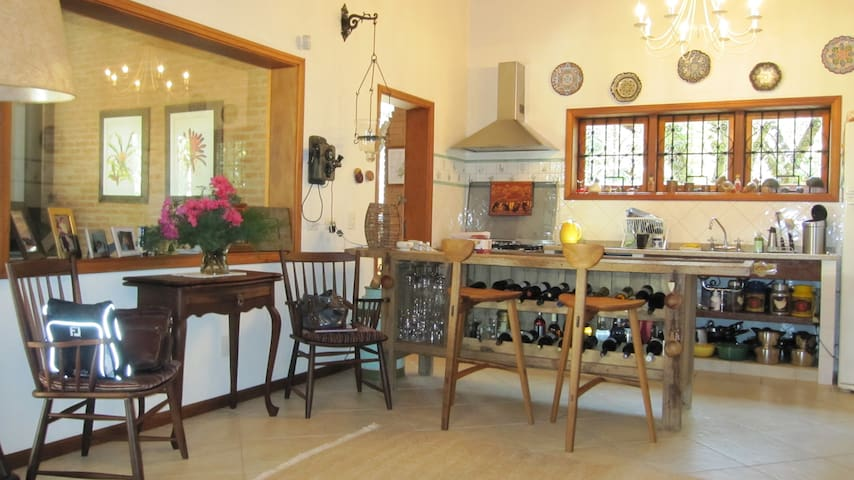 Charming House in the montains - Monte Verde - Casa