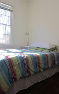 Economical Private Room in Historic Jamestown - Jamestown - House