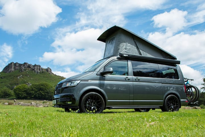 Our Brand New Luxury T6.1 VW Campervan Rooby Doo
