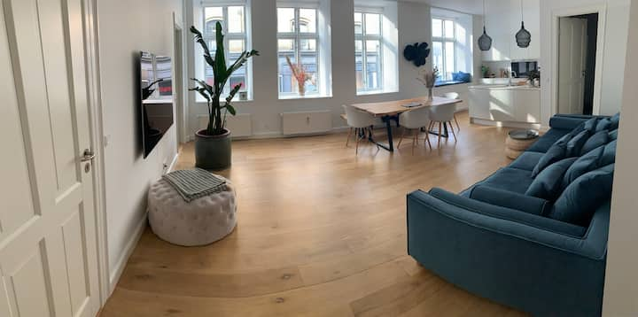 Exclusive apartment in the heart of Copenhagen