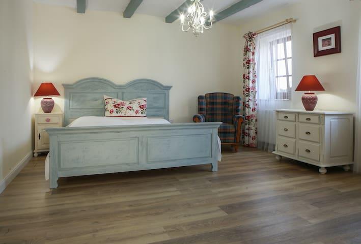 Carolina cottage, Country apartman