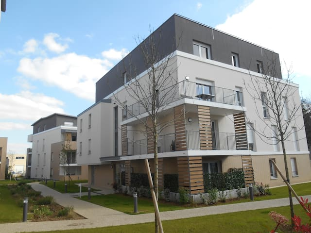 Appartment calm - Villenoy - Daire